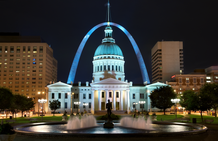 St. Louis Courthouse