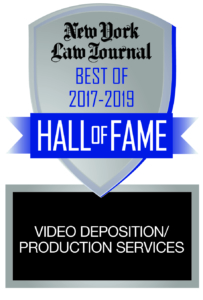 NY Law Journal HOF Video Depositions